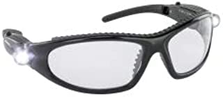 SAS Safety LED InspectorHigh-Impact Glasses with Ultra Bright LED Lights