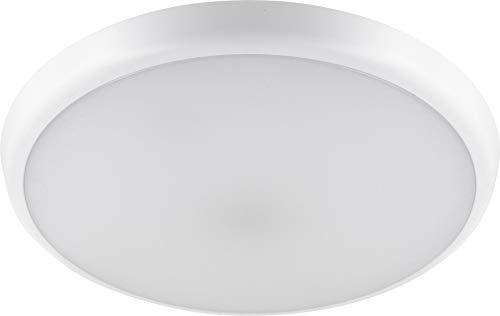 LED buitenlamp 22W IP54 met HF-bewegingsmelder - SENS TIME LUX instelbaar - stand-by functie - daglicht wit (4000 K)
