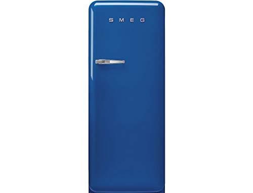 Frigorífico 1P. SMEG FAB28RBE5 Azul 1.54m Dcha