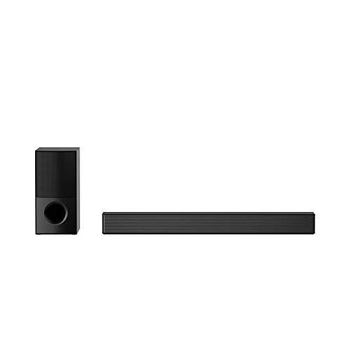 LG SOUND BAR SNH5-600 W RMS, DTS VIRTUAL X, Sound Sync Wireless, 4.1 Canais