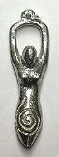 Spiral Goddess Pendant (JSPIS)