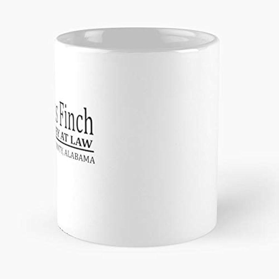 To Kill A Mockingbird Atticus Finch Boo Radley - Coffee Mugs Unique Ceramic Novelty Cup