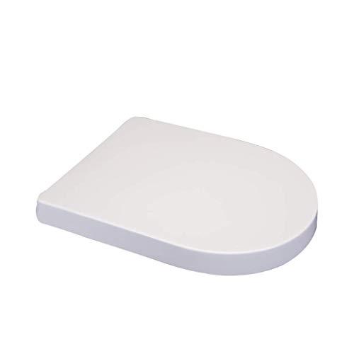 ZXL Rustige en comfortabele whiteboard toiletpot toiletdeksel toiletbril Eenvoudig schoon te maken