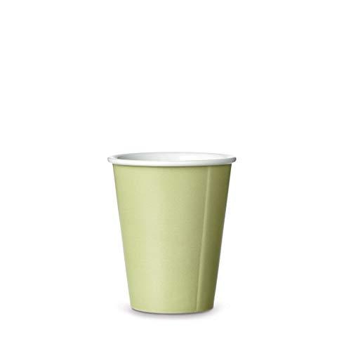 Viva Scandinavia - Tasse à Thé en Porcelaine Vert 20 cl
