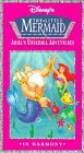 Disney's Little Mermaid: In Harmony [VHS]