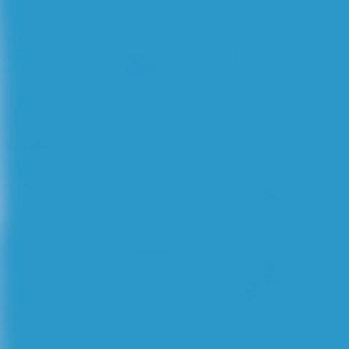 HARRIS 18' Round Overlap, Solid Blue, 25 Gauge Above Ground Pool Liner