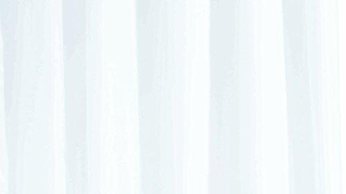 GRUND Duschvorhang VERONA 120x200 cm weiss