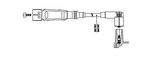Bremi 111/40 Faisceau d'allumage
