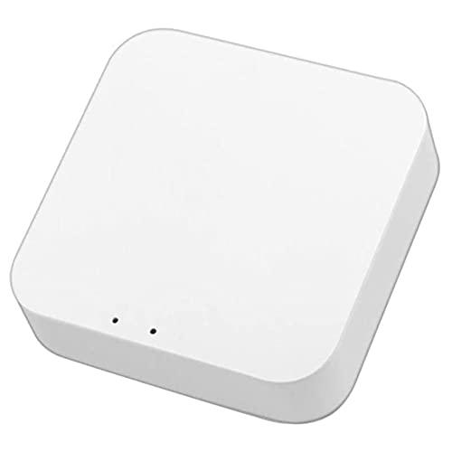 Deesen Tuya Zigbee 3.0 Hub Gateway WiFi Remote Controller Small Home Hub Compatible with Alexa HOM