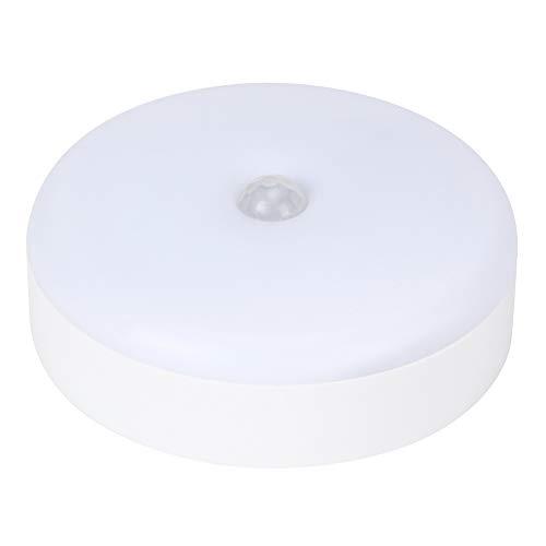Luce del sensore EVTSCAN, luce del sensore di movimento del corpo umano sensibile Luce notturna della lampada di emergenza a LED per le scale di casa