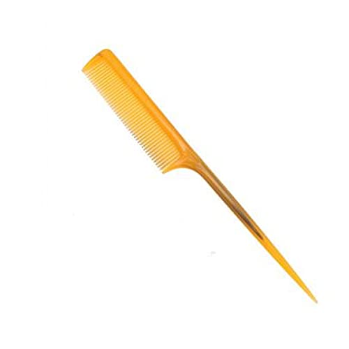 jingxing Cepillo de Pelo para Mujer Peine húmedo Cepillo de Pelo Profesional Cepillo de Masaje para el Cabello para Herramientas de peluquería(1PCS,22.4 * 2.6cm)