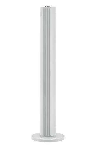 Rowenta Urban Cool Ventilateur colonne, Silencieux, Puissant, 3vitesses, Oscillation automatique VU6720F0