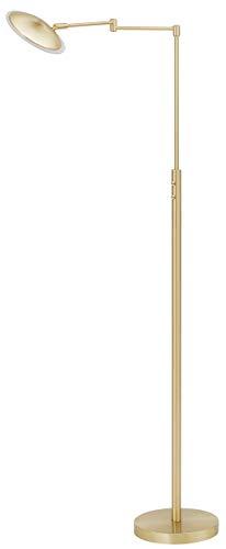 WOFI Standleuchte, 1-flammig, Serie Lou, 1 x LED, 6 W, 18-19 V, Höhe 137.5 cm, Durchmesser 25 cm, Ke