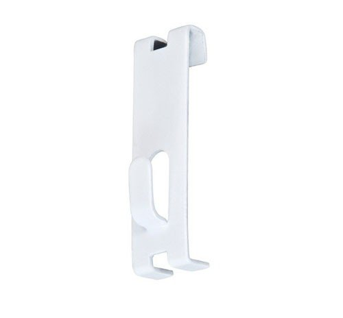 Only Hangers Gridwall Picture Hooks White Case of 100 New!