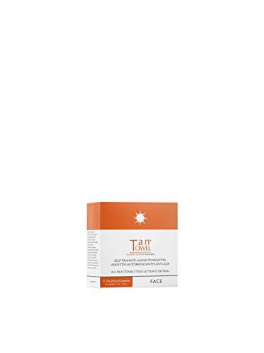 Tan Towel Face Tan, 0.15 lb.