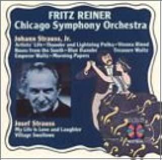 Strauss Waltzes - Fritz Reiner & The Chicago Symphony Orchestra
