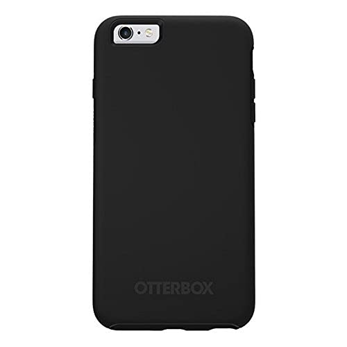 """*NEW* OtterBox SYMMETRY SERIES Case for iPhone 6/6s (4.7"""" Version) - Retail Packaging - BLACK"""