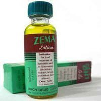 ZEMA LOTION FOR DERMATITIS ECZEMATOID PSORIASIS ECZEMA TREATMENT ITCHING SKIN made in Thailand