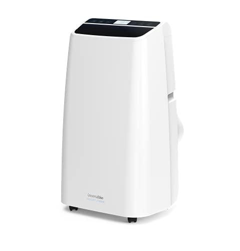 UNIVERSALBLUE Aire Acondicionado Portátil |3000 Frigorías | Bomba Calor | WIFI | Mando a Distancia | Pingüino Silencioso | 4 Modos | Clasificación energética A
