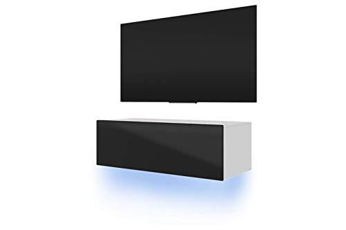Selsey Meuble TV Suspendu, 100 x 40 x 34