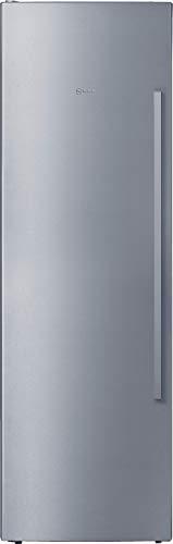 NEFF KS8368IDP Freistehender Kühlschrank/inox-antifingerprint N90 / 186,0 x 60,0 cm (H x B) / 300 l Kühlteil/FreshSafe 2 / NoFrost