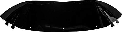 Polaris Windshield Indy 500 (Evolved Hood) 1994-1999 Low 9.5 Black Snowmobile Part# 40-1240 OEM# 5431447