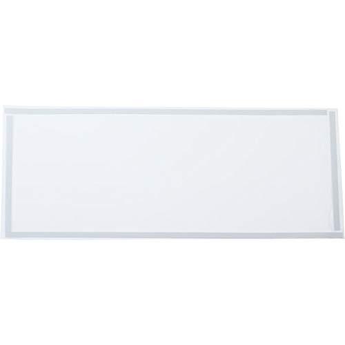 Glasschutzfolie für Strahlkabinen (55 x 25 cm) - 5er Set