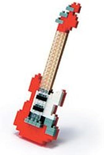 Nanoblock  Musical Assortment  Electric Guitar