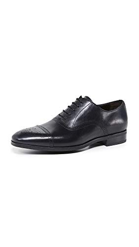 To Boot New York Men's Mezzo Oxford Shoes, Black, 7 Medium US