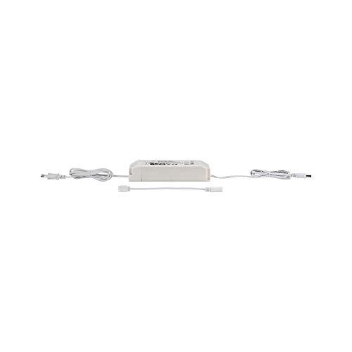 Paulmann Power Supply 70824 Strip Function MaxLED Accessoires Alimentation 230/24 V VA DC Bande LED Max. 60 W Blanc Contrôle plastique Bande