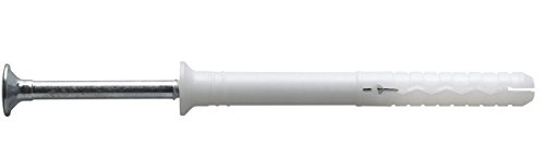 Mungo MNA-Z Nageldübel mit zylindrischem Kragen 6x40 mm, 100Stück