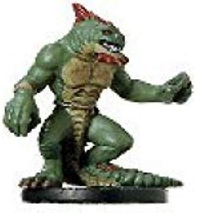 Amazon com: D & D Minis: Lizardfolk Rogue # 35 - Giants of
