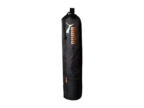 PUMA Pacific Yoga Mat Bag Black/Gold One Size