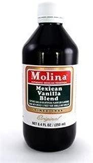 Molina Vanilla - Mexican Vanilla 8.3 FL oz / 250 ml by Molina