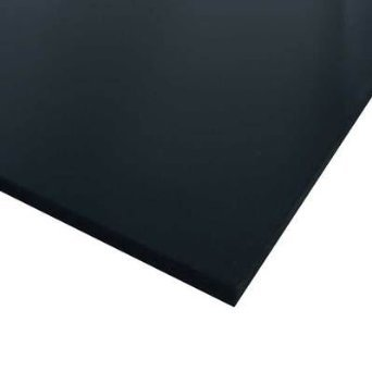 "Crescent #6008 Ultra Black Smooth Board 11""x14"" (25 Sheets)"