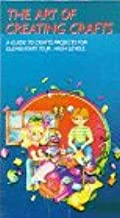 Art of Creating Crafts:Elementary-Jrh [VHS]