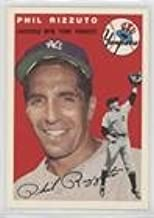 Phil Rizzuto (Baseball Card) 1994 Topps Archives The Ultimate 1954 Set - [Base] #17