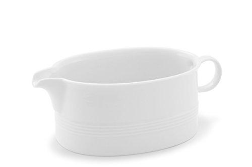 Friesland Porzellan Sauciere 0,5l Jeverland Weiß