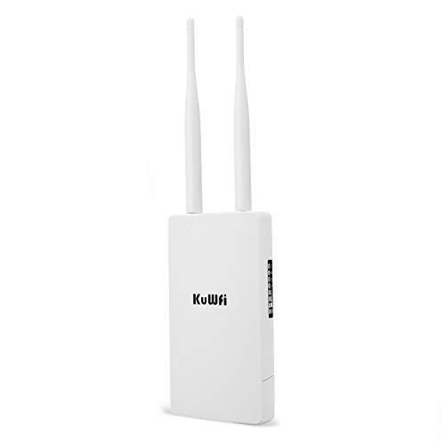 Router Wifi 4G Sim Libre Marca KuWFi