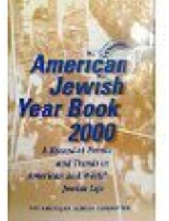 American Jewish Year Book 2000
