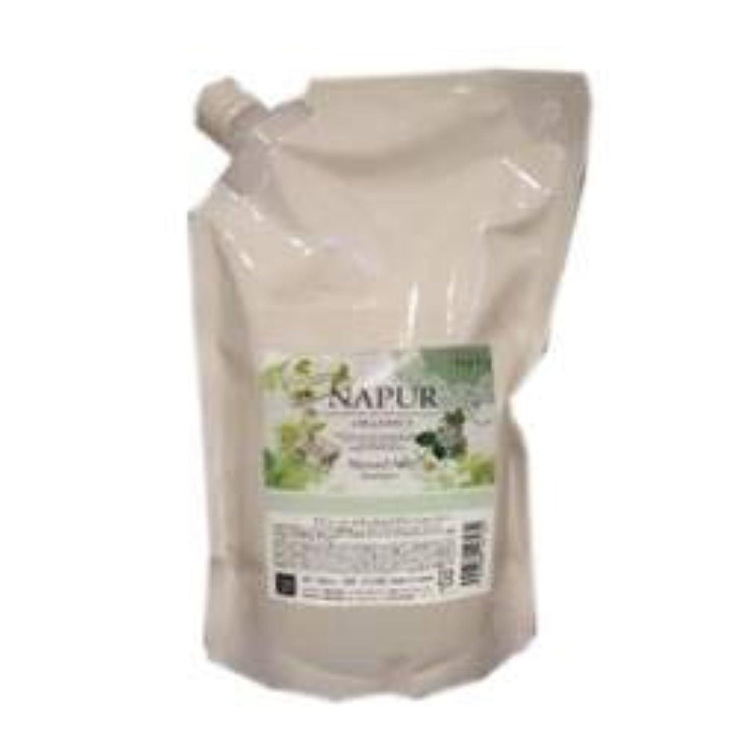 肥料植生脈拍ナピュール ナチュラルエアリーシャンプー(つめかえ用)(700ml)