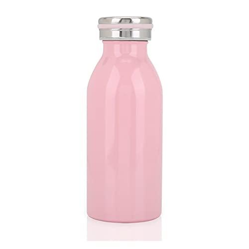jiejie store Sport termici con bottiglia di acqua isolata sottovuoto in acciaio inox 0ML.Adatto per lo sport all'aperto escursionismo in bicicletta campeggio 100% nuovo e di alta qualità, struttura de