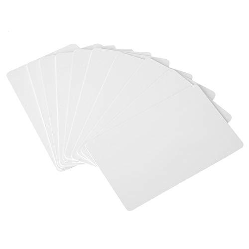 banapoy Tarjeta de identificación RFID, Tarjeta de identificación de proximidad, identificación de estacionamiento de 100pcs / Set para máquina expendedora de Oficina