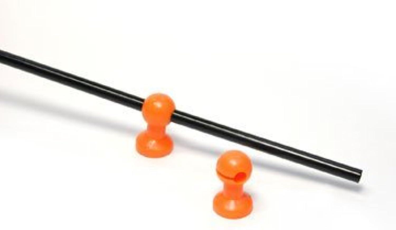 K & S antenna holder W (orange) 576.1