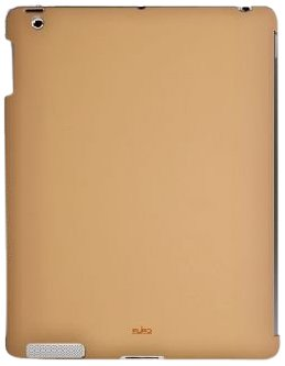 PURO Cover iPad2 Abdeckung Braun - Tablet-Schutzhüllen (Abdeckung, Apple, iPad 2, Braun)