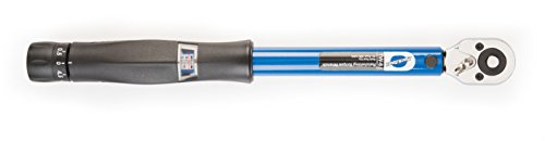 Park Tool TW-6.2 Ratcheting Torque Wrench 10-60Nm Drive Tool 3/8-Inch
