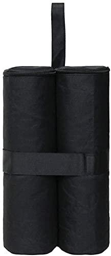 Pies para Sombrillas Sombrilla de Patio al Aire Libre Bolsa de Peso Base Carpa de Refugio Resistente a la Intemperie Bolsas de Arena de Servicio Pesado Base de Soporte Soportes de sombrilla