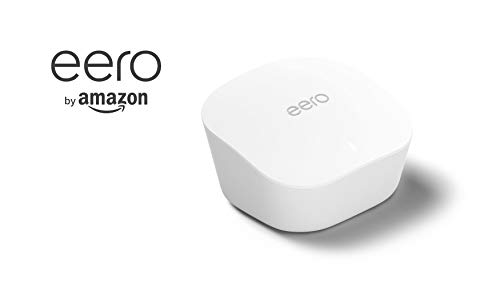 Amazon eero mesh wifi router 11 fast standalone router - the eero mesh wifi router brings up to 1,500 sq. Ft. Of fast, reliable wifi to your home. Works with alexa - with eero and an alexa device (not included) you can easily manage wifi access for devices and individuals in the home, taking focus away from screens and back to what's important. Easily expand your system - with cross-compatible hardware, you can add eero products as your needs change.