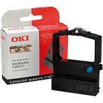 OKI Systems Kassette 09002315 Farbband schwarz Textil ML 520/521