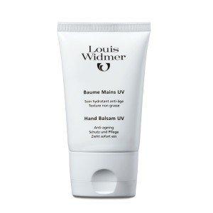 WIDMER Hand Balsam UV 10 leicht parf, 50 ml